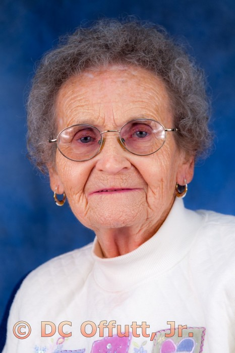 Kelsey's grandmother