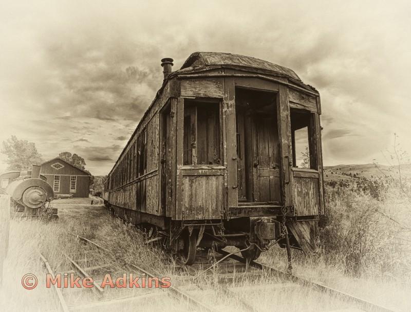 Nevada City Express
