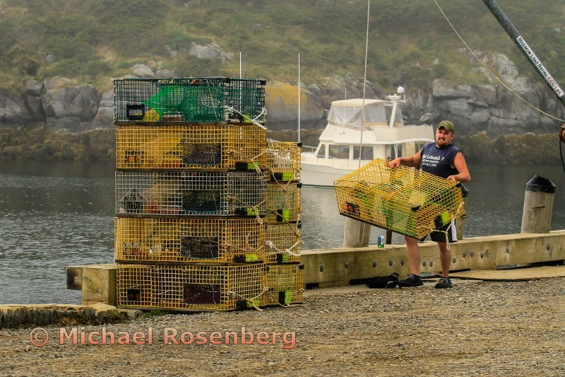 Stacking Lobster Pots