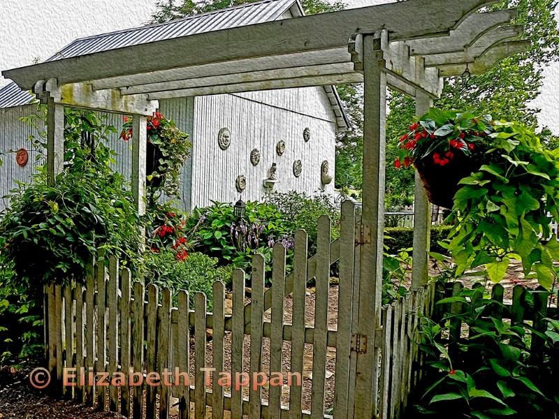 Garden Gate 1 T
