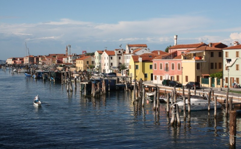 Chioggia Italian Fishing Village