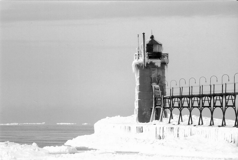 Winter Time at Lighthouse