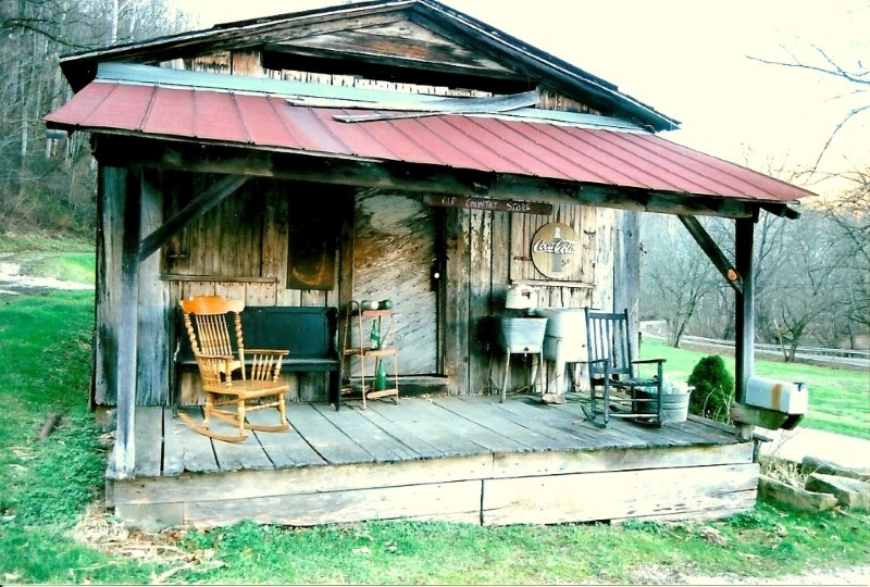Ole Abandoned General Store