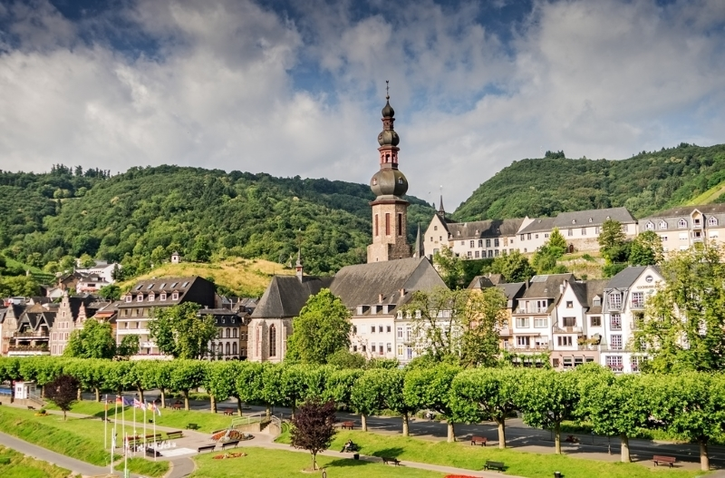 Rhine Valley Village