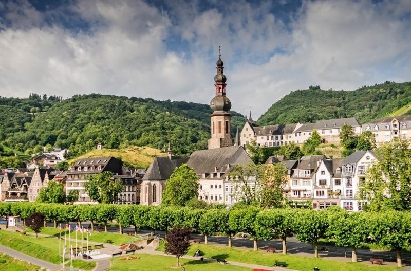 Rhine Valley Village