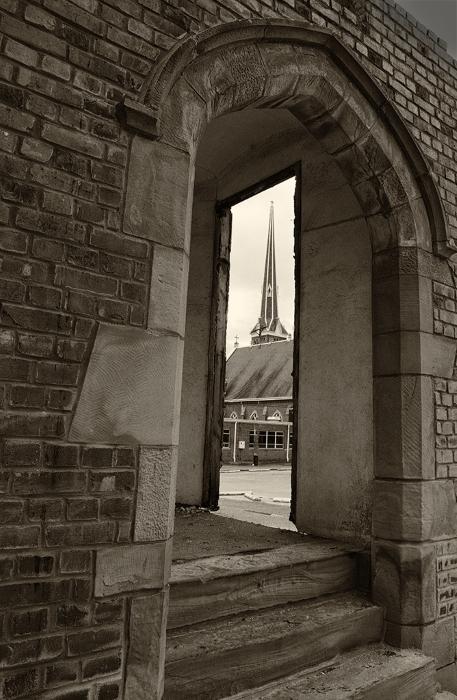Portsmouth Arch