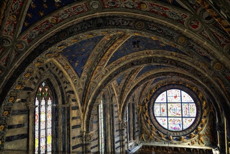 Siena Duomo Arches