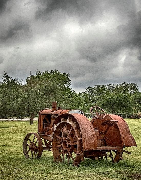 Texas Tractor