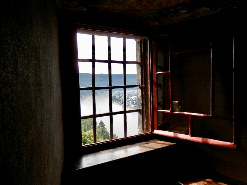 Window on the Rhine