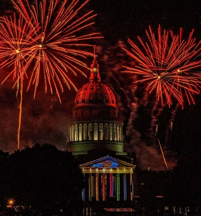 Capitol Fireworks