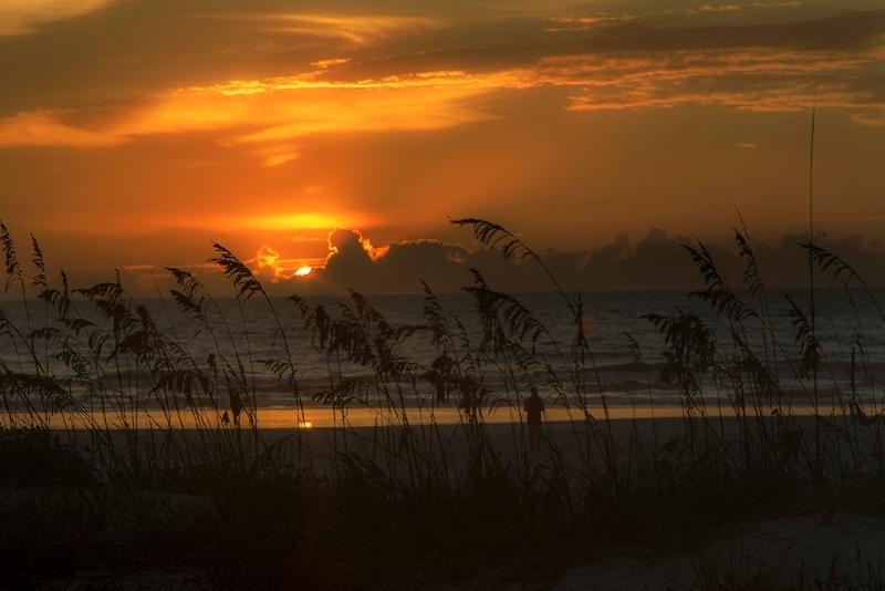 Morning at Beach