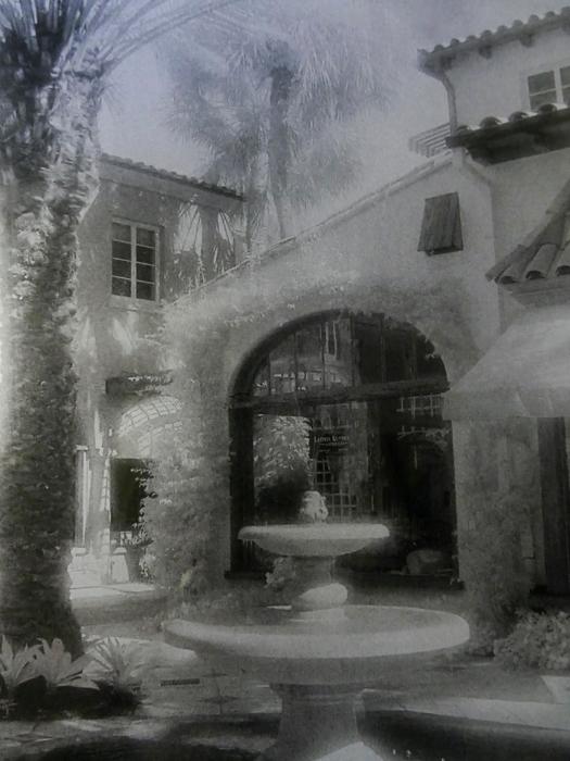 Infrared Fountain