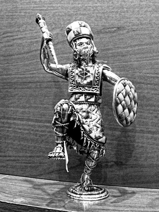 Incan Jewelery