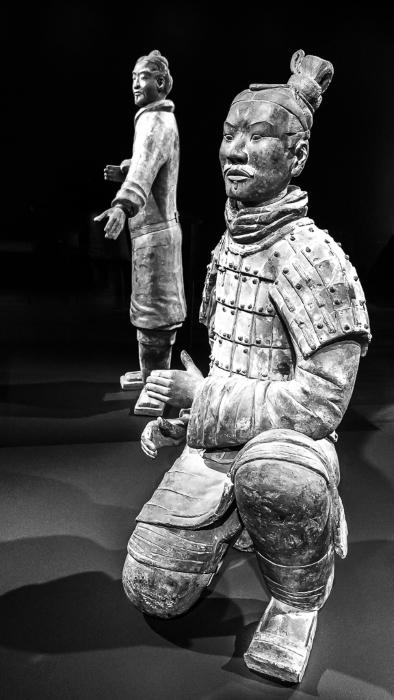 Archers 220 B.C.