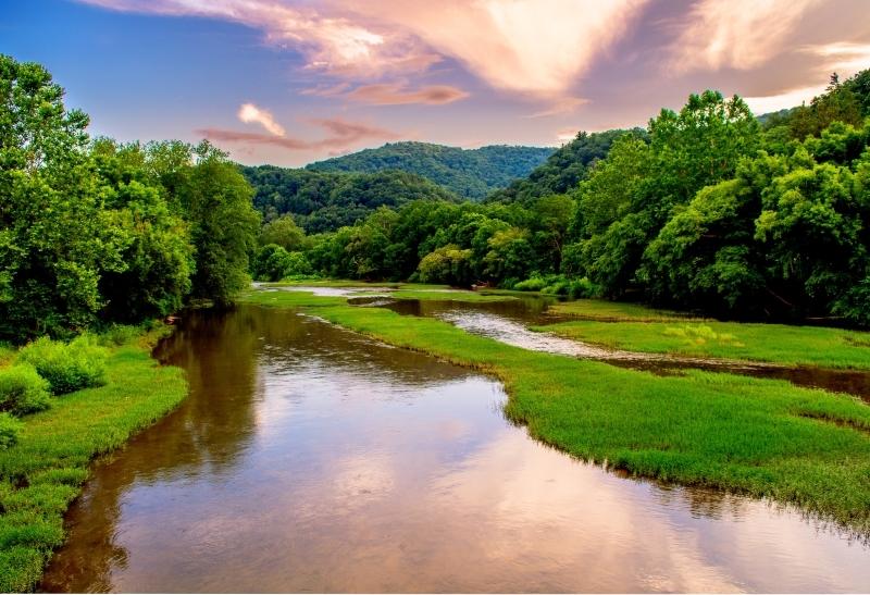Majestic River