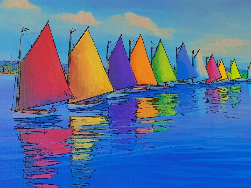 Sailboat Dreaming