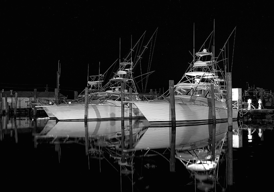 Mirror Fishing Fleet