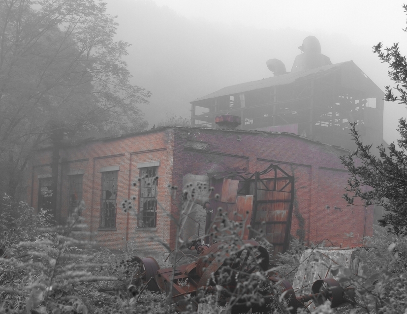 Cass Ruins