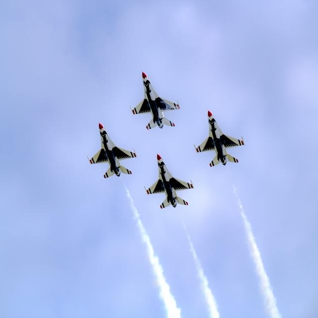 Thunderbirds Diamond
